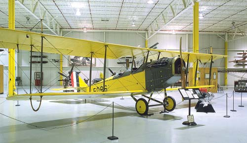 The Glenn H. Curtiss Museum in Hammondsport, New York
