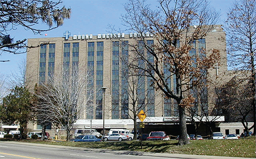 Mercy Medical Center is a 476-bed hospital serving several counties in northeastern Ohio.