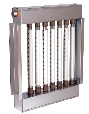 ULTRA-SORB PANEL WITH HIGHEFFICIENCY TUBES