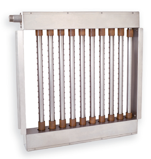ULTRA-SORB STEAM DISPERSION PANEL