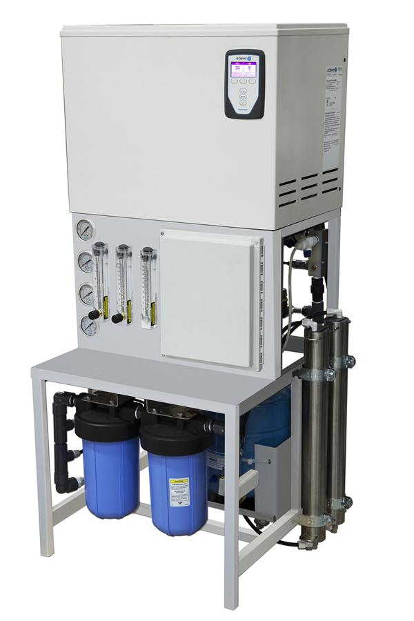 low-maintenance humidification system