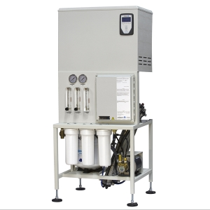 Low-maintenance humidification system image