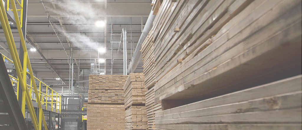 Controlling moisture in wood for short adhesive curing time image