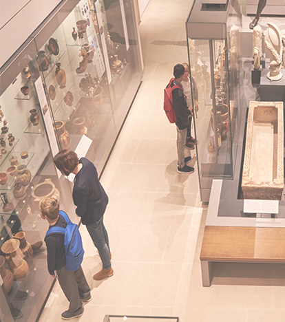 Webinar: Protecting Artifacts and Patrons in Museums mobile image