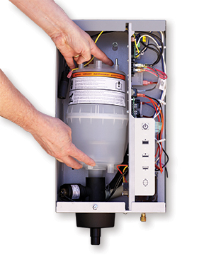 XTR electrode humidifier additional image